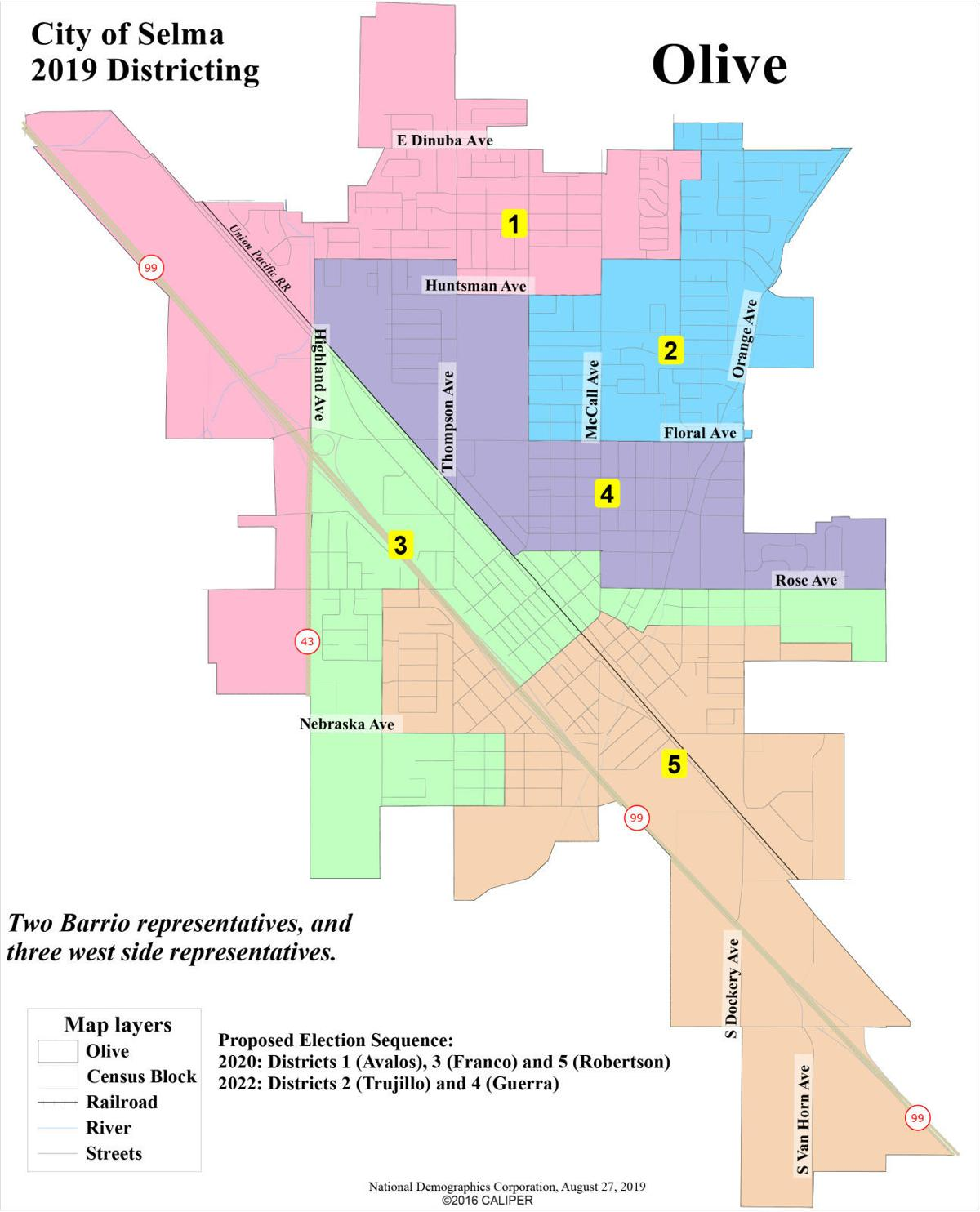 Eight of 11 proposed maps 'unbalanced' | Community