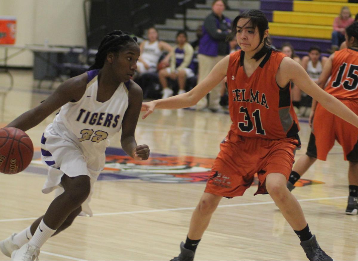 Selma girls basketball: Yesenia Sanchez