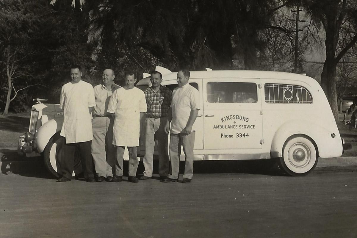 Remember When: Kingsburg ambulance