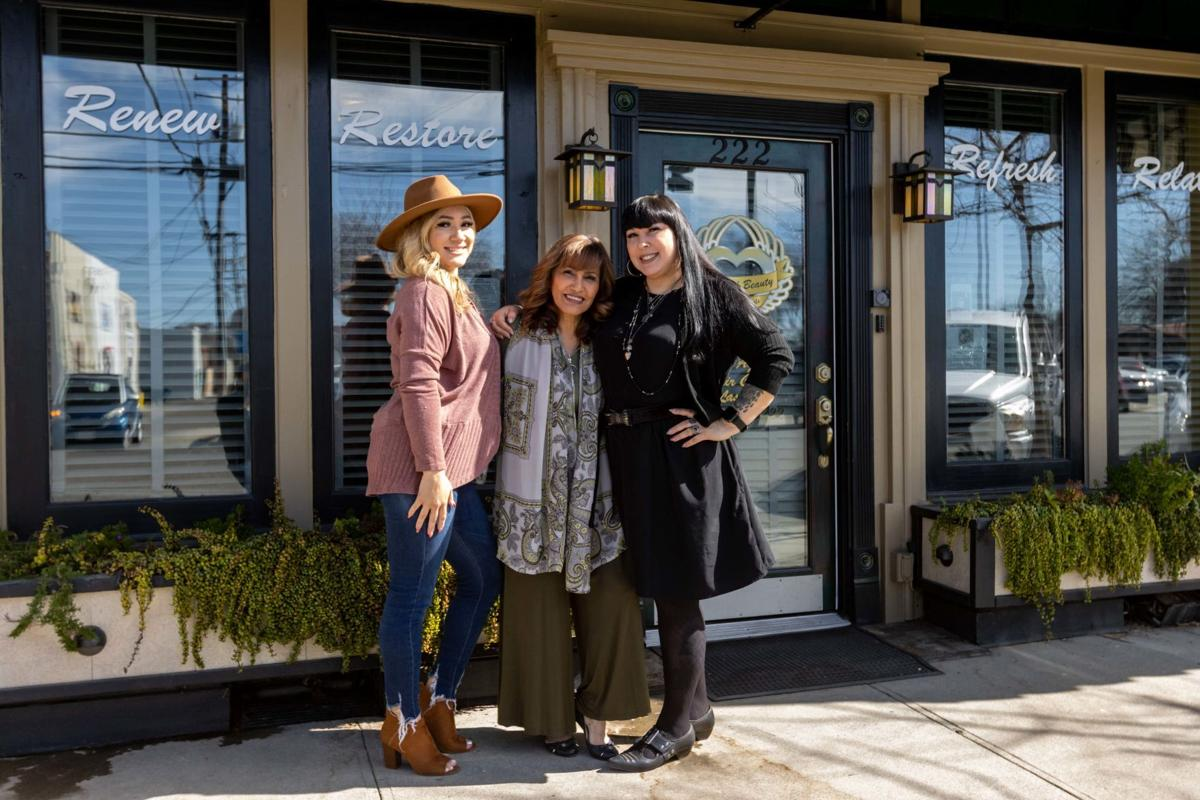 Three generations of beauty expertise highlight new business