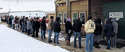 Opening Day Line