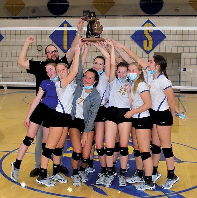 11 12 Sports WEB 1 Volley trophy up.jpg