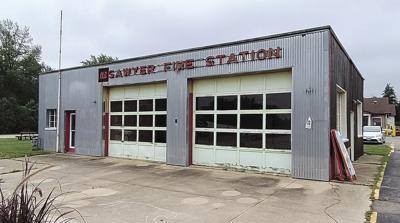 7 15 Sawyer Fire Station