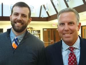 Principal changes in place for new school year in Bridgman