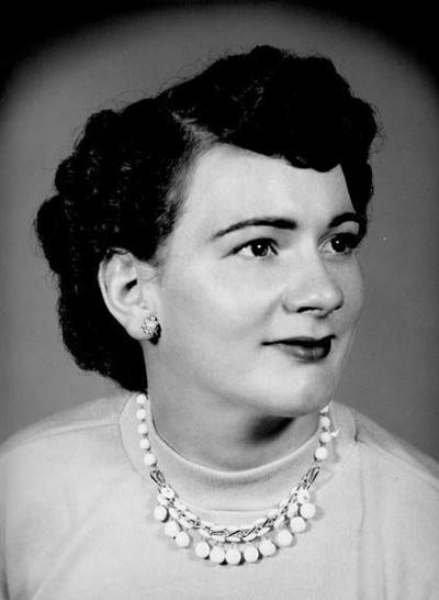 Nellie (Dolly) Christine Vance