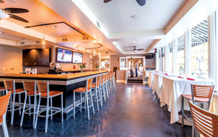 A Look Inside The New Timothy S Restaurant In Union Pier Photo By Joshua Nowicki
