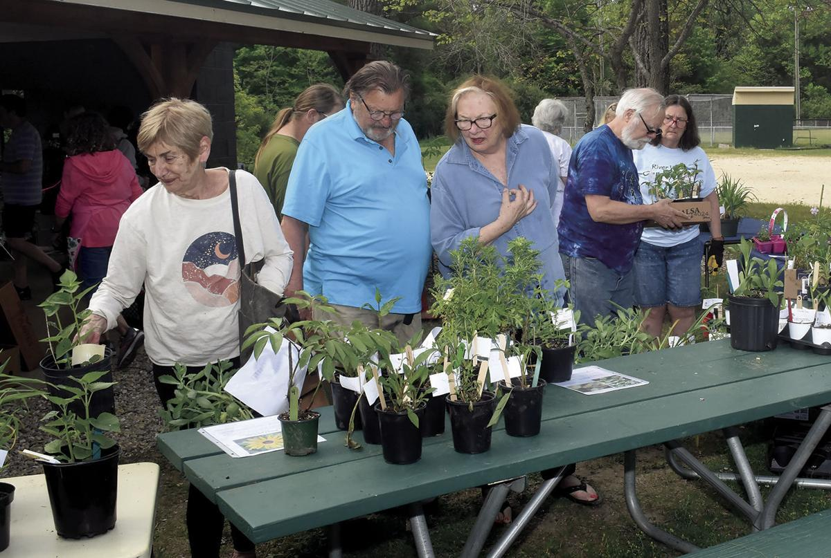 5 27 Plant Sale 1 table group early.jpg