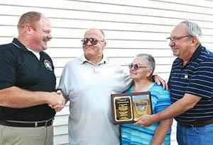 frank nekvasil police chief in three oaks for 40 years passes away