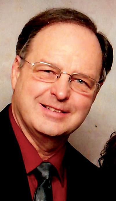 Pastor James Bouslog