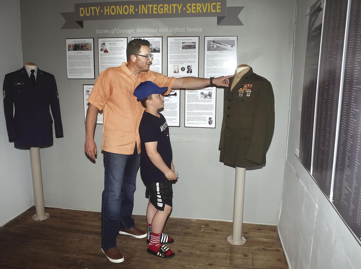6 3 RR Museum Veterans Display.jpg