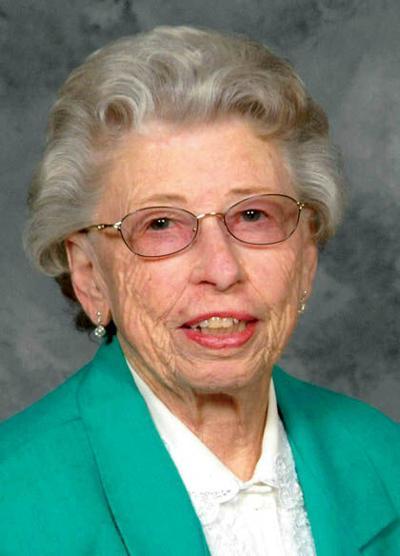 Gertrude M. Gridley