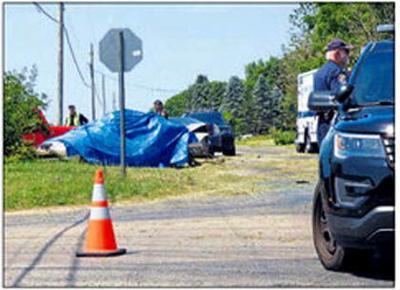 Four dead in Buchanan Township crash | News | harborcountry