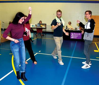 Ideas abound at New Buffalo High School Fair | Features