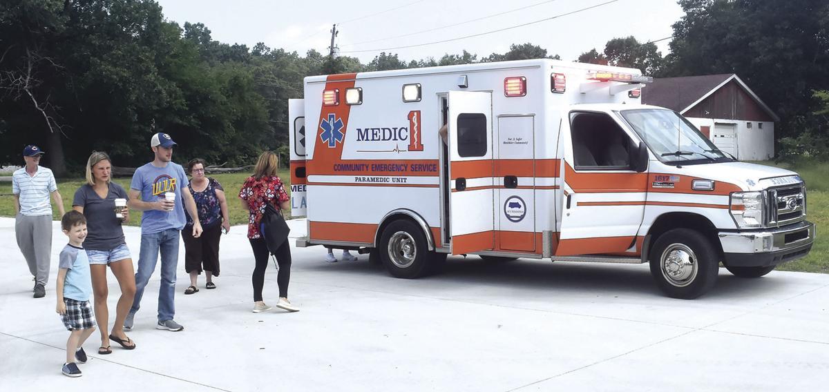 8 5 Safety Day 7 Ambulance