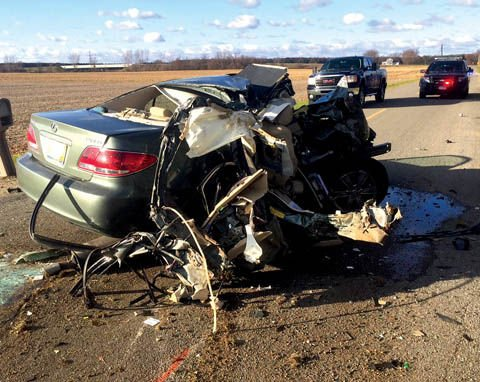 Sawyer man dies in car accident | News | harborcountry-news.com