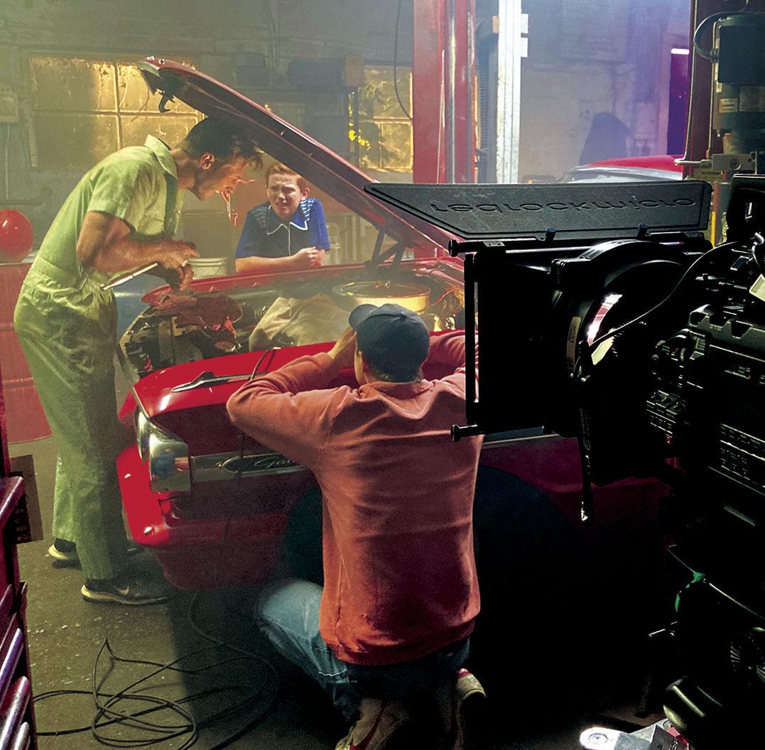 1 14 Movie 3 Car Repair