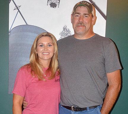 Deanna and Torey Hunt