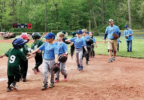 Sportsmanship in the little league