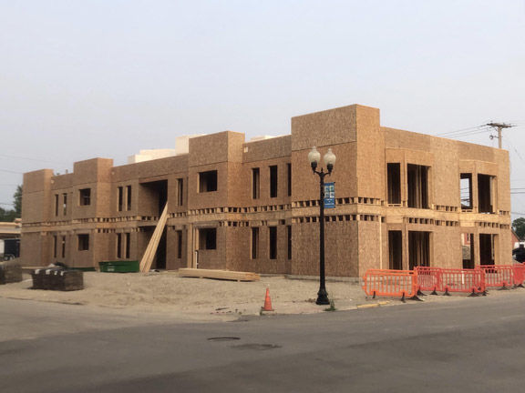 6-12 Construction Continues on the Old Town Villas #1..jpg