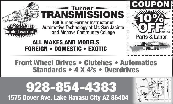 Turner Transmission