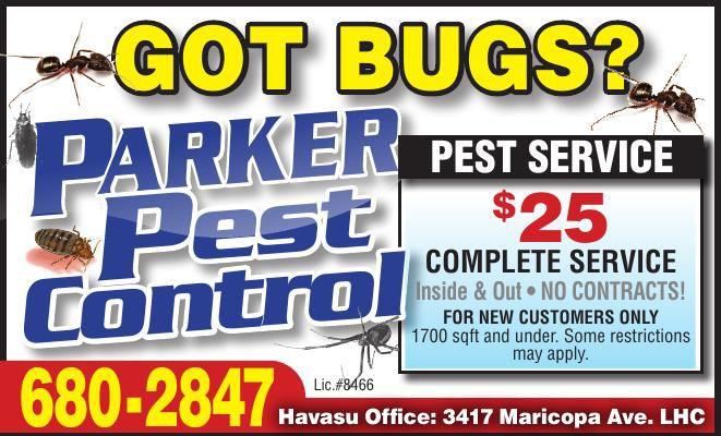 Desert Pest Weed Control