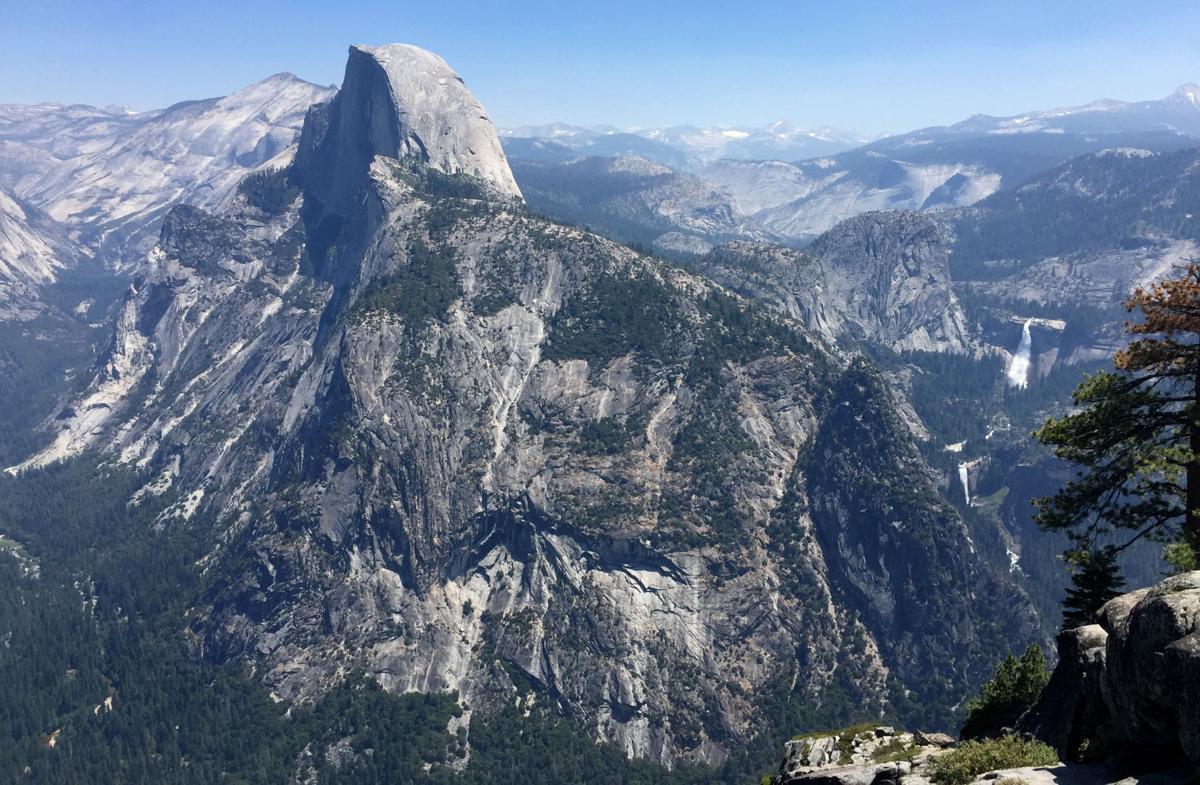 Havasu woman dies in fall from Yosemite landmark | Local