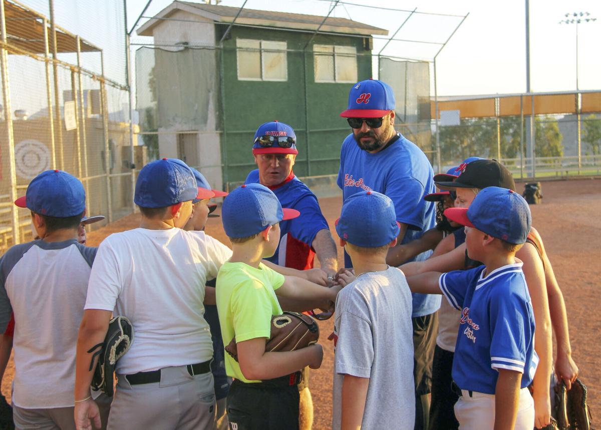 Little League teams prepare for state tournaments