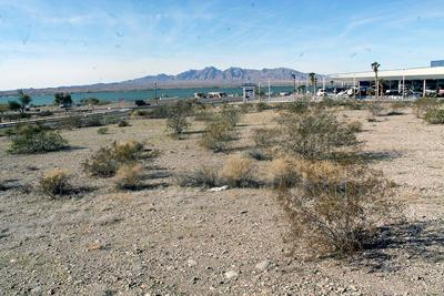 Lake Havasu State Park Raised