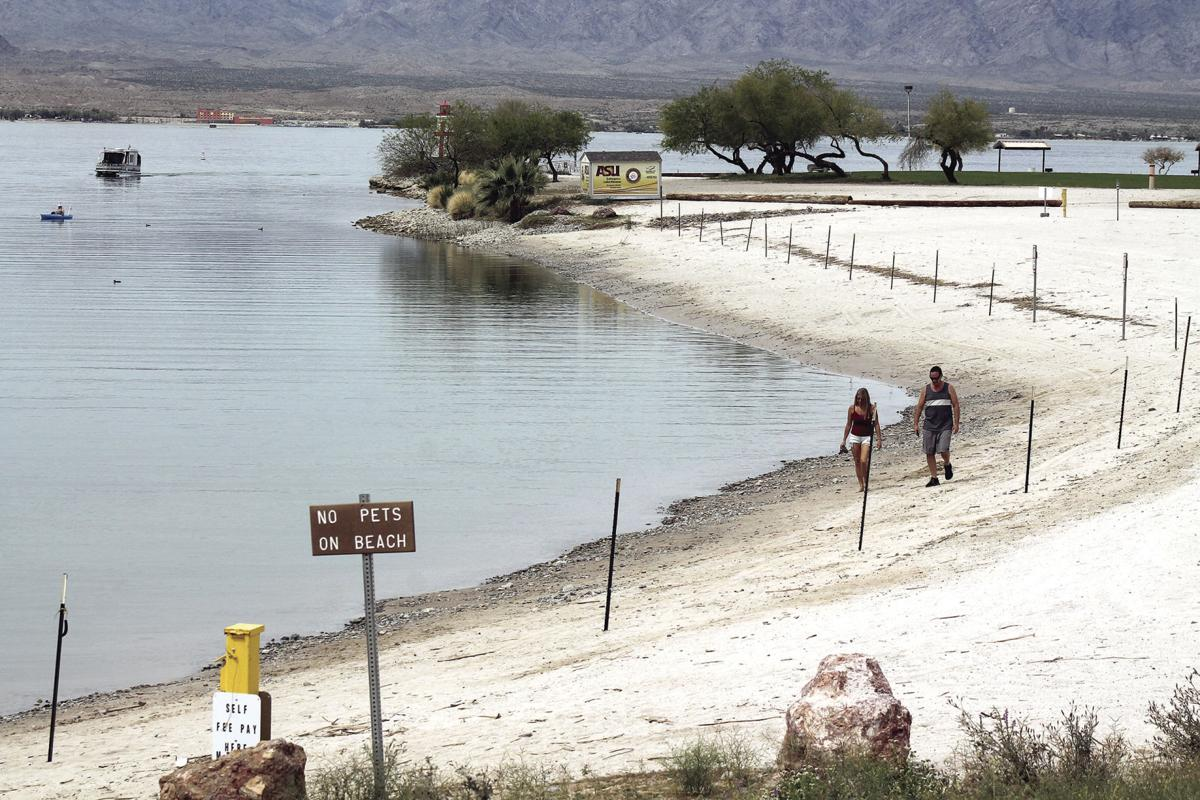 Lake Havasu State Park Is Open But
