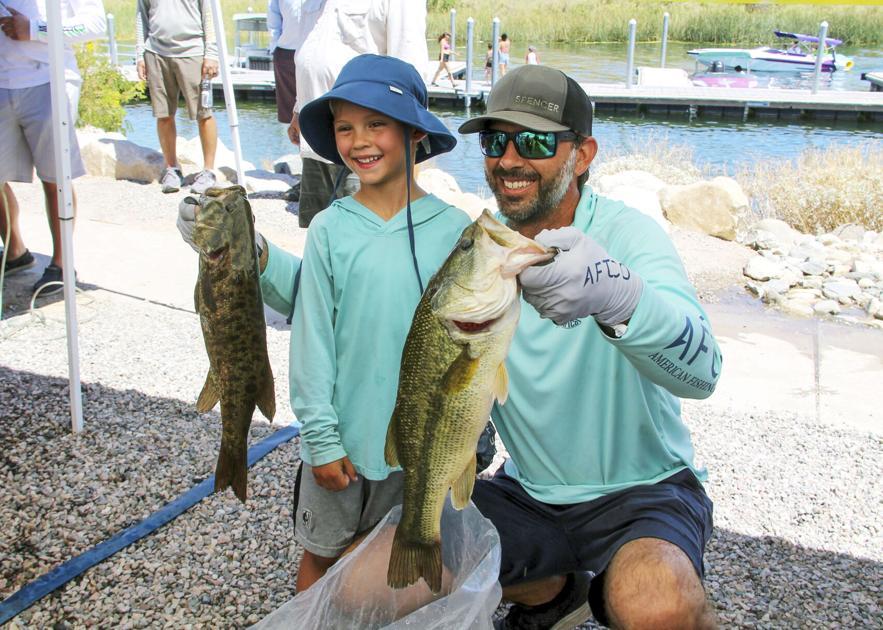 Fishing remains popular activity during Havasu's hot months
