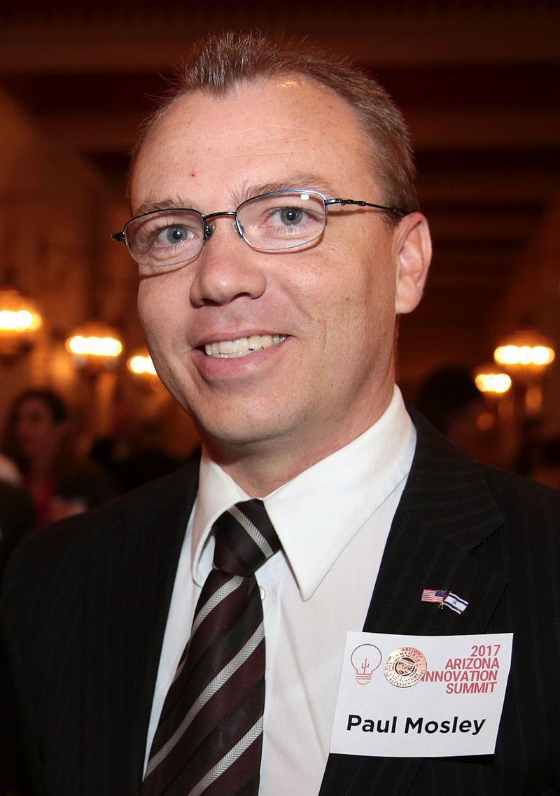 Paul Mosley
