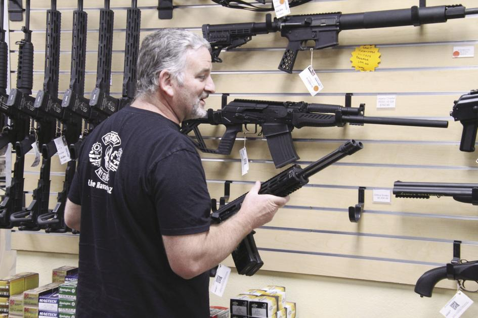 Mohave County declared a Second Amendment 'sanctuary'