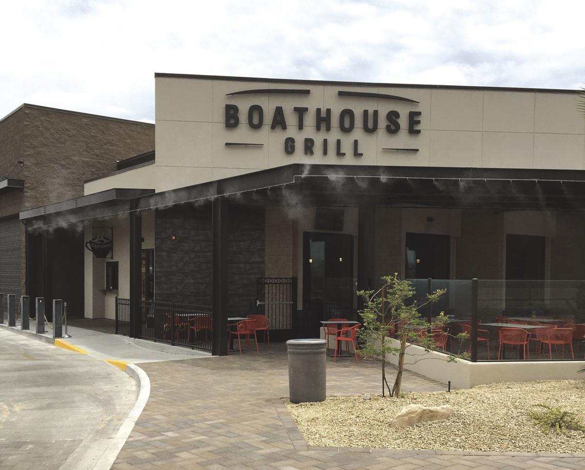 Boat House Grill