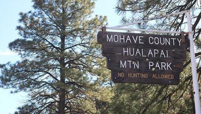 Hualapai Mountain Park