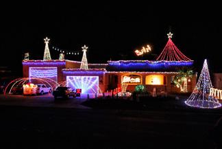 2018 Christmas Tree Lane: Lake Havasu City's official Christmas lights map | Free Access ...