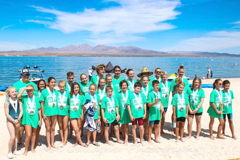 lake swim 2