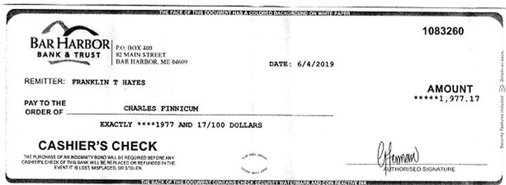 Scammers use fake checks to victimize Havasu residents | Local News