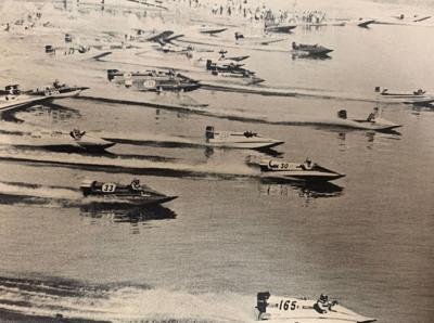 Outboard championships 1971