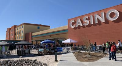 Casino remaining closed over holiday weekend because of pandemic