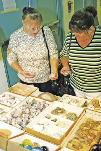 Gem and Mineral Show in 2007