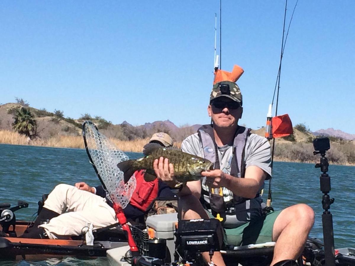 Fishing reports for April 14   Lifestyle   havasunews com