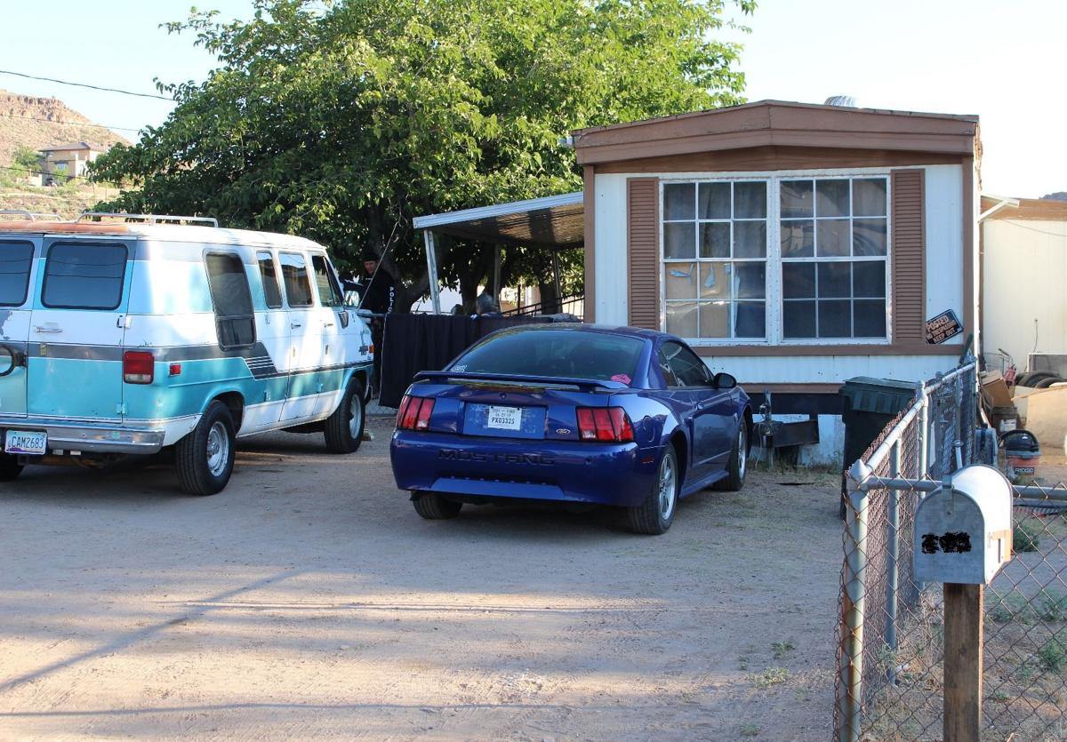 Four arrested after MAGNET agents search Kingman home