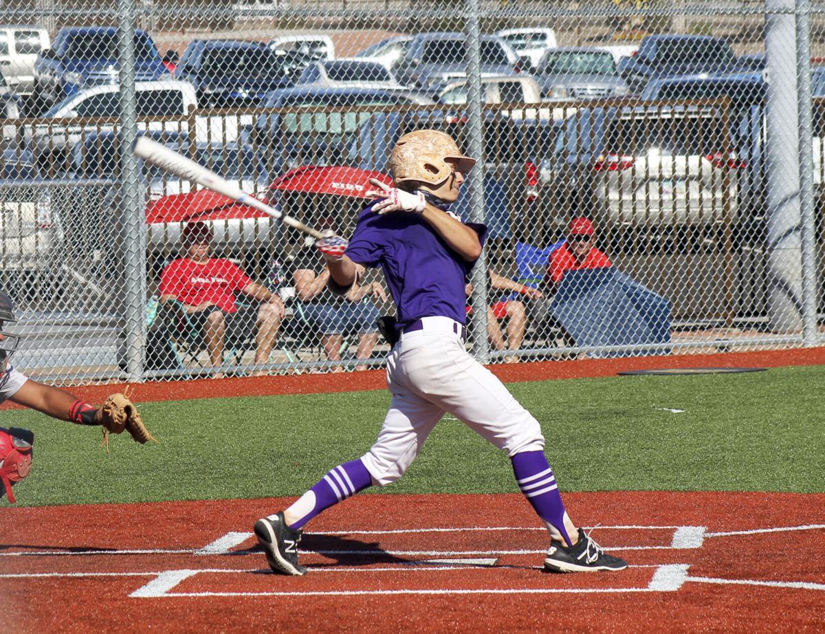 Lake Havasu baseball vs. Agua Fria
