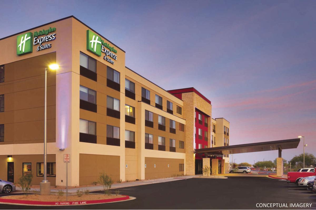 Holiday Inn Express Lake Havasu City Az