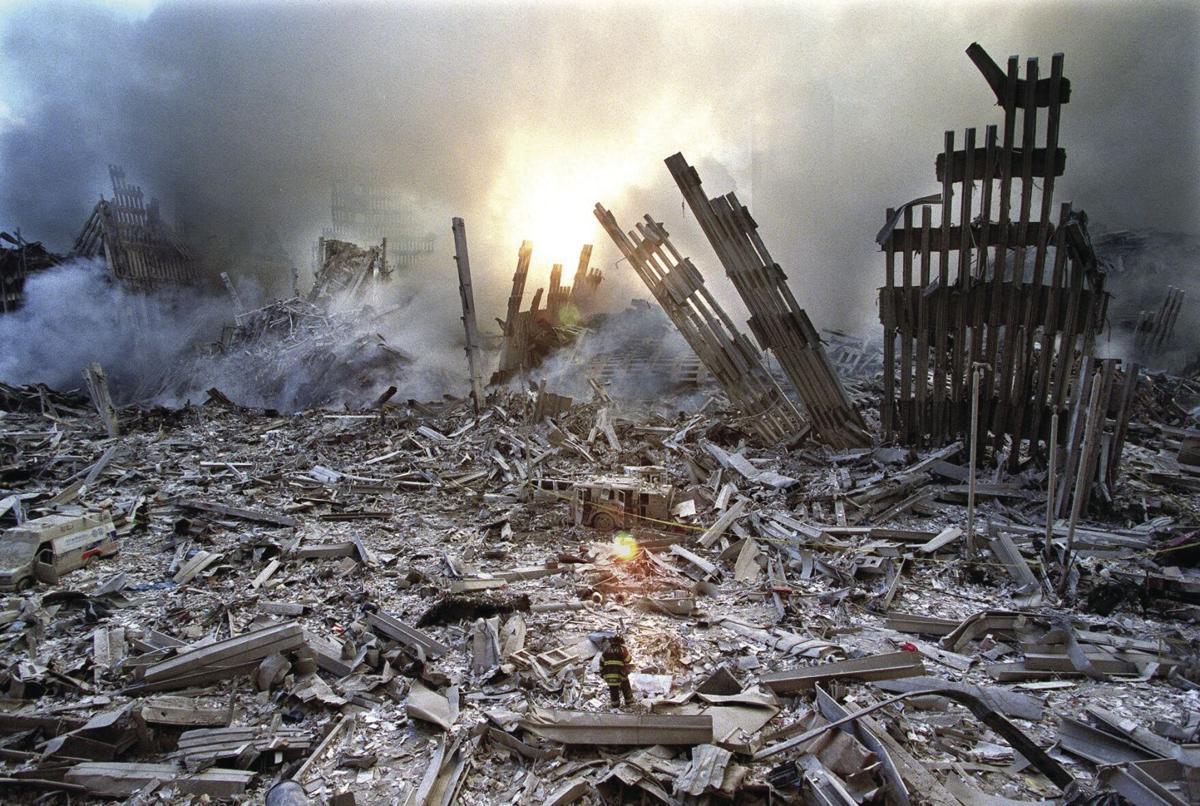 US NEWS ATTACKS-WTC 9 PD