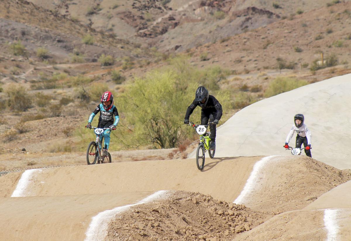 BMX State Race
