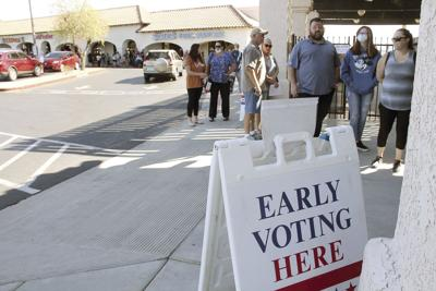 early voters