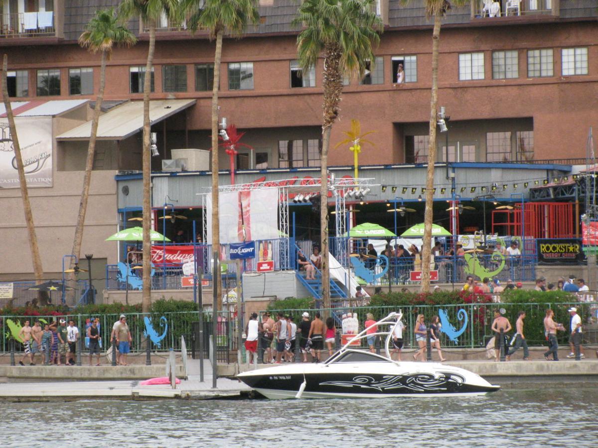 Lake havasu spring break hotels