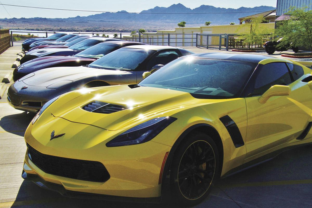Corvette Club gathers