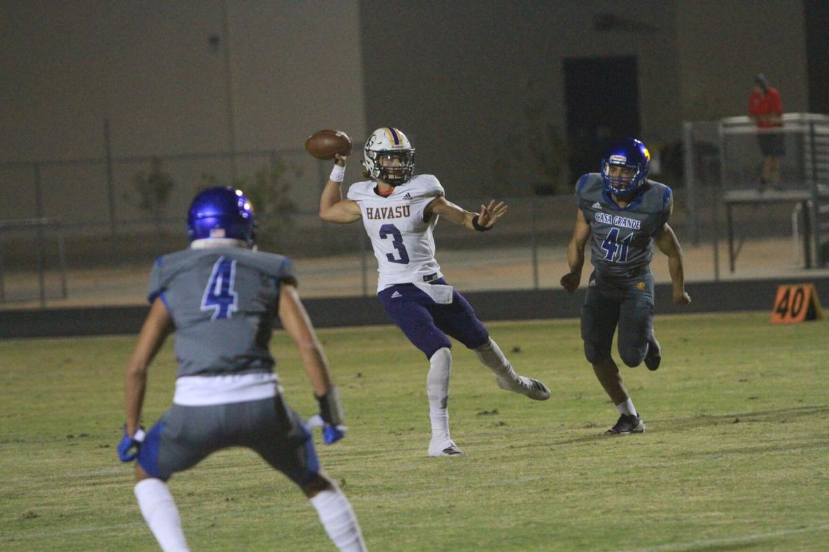 Havasu falls to Casa Grande in 4A play-in game